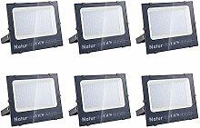 6 X 150W Natur LED Foco Exteriores 15000lm IP66