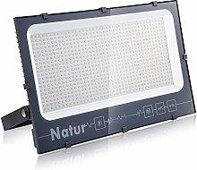 600W LED Foco Exterior, bapro Alto Brillo 60000