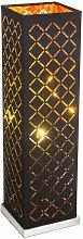 61,87 - Lámpara de mesa de diseño, lámpara de