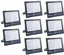 8 X 150W Natur LED Foco Exteriores 15000lm IP66