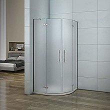 90x90x195cm Cabina de ducha, Mampara de ducha