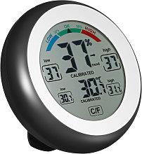 ¡ã C / ¡ã F Termometro digital Higrometro