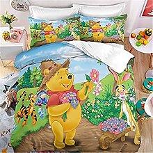 Aatensou Winnie the Pooh Juego de ropa de cama
