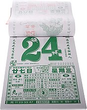 ABOOFAN 2022 Calendario Chino Año de La Pared del