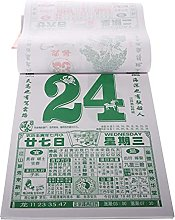 ABOOFAN 2022 Calendario Chino Año del Tigre