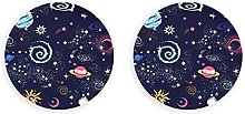 Abrebotellas con estampado Space Galaxy