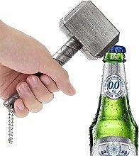 Abridor de cerveza, abrebotellas Thor Martillo,