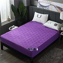 ABUKJM Funda de colchón acolchada impermeable,