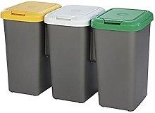 Acan Tontarelli - Cubo de Basura para Reciclaje