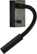 Acb Lighting Company - Aplique de pared led negro