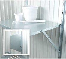 Accesorio Mesa Plegable Para Armario Metalico -