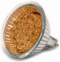 Active led cld-mr16ye Bombilla LED, Foco Amarillo,