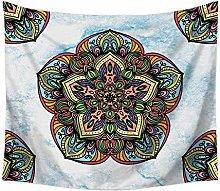 AdoDecor Tapiz de Mandala Tapiz de Mandala Bohemio