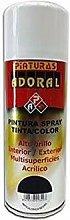 Adoral Spray 400 Pintura Plata Brillo