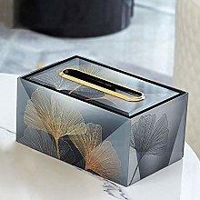 AERVEAL Soporte de Papel para Caja de Pañuelos,