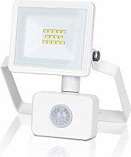 Aigostar 10W Foco LED con Sensor Movimiento