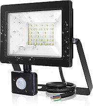 Aigostar 20W Focos LED Exterior con Sensor