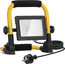 Aigostar Foco de Trabajo LED 10W,900LM,Foco LED