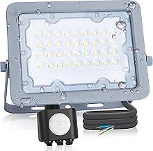 Aigostar - Foco LED ultrafino con sensor de