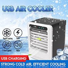 Aire acondicionado portátil Ventilador de 3