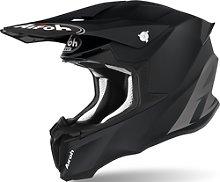 Airoh Twist 2.0 Color Casco de Motocross, negro, L