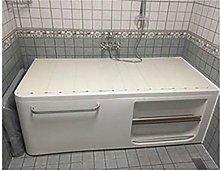 Aislamiento de la bañera Cubierta de bañera