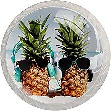 AITAI Ananas comosus - Perillas redondas para