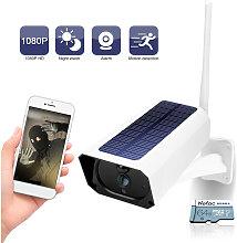 Alarma DC08 Wifi solar 1080P inalambrica Minitor