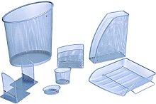 Alba - Set de escritorio completo (7 piezas),