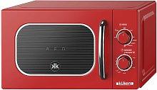 Alfa - Microondas kuken 700w. 20l. Rojo grill