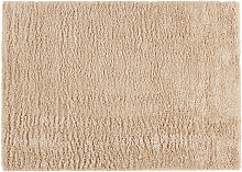 Alfombra beige 160x230 cm PLUMA