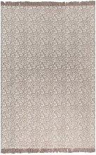 Alfombra de algodón Kilim 120x180 cm estampado