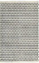Alfombra de algodon Kilim 120x180 cm estampado