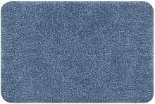 Alfombra de baño Acrílico BRIZZOLO 55x65cm Azul
