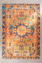 Alfombra de Exterior (185x120 cm) Fez Oriental