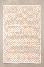 Alfombra de Exterior (270x180 cm) Neya Naranja