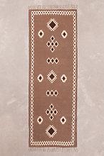 Alfombra en Algodón (200x70 cm) Murdok Multicolor