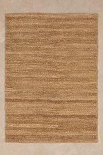 Alfombra en Yute (175x130 cm) Yoan Yute Sklum