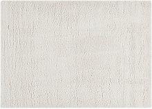 Alfombra marfil 160x230 cm PLUMA
