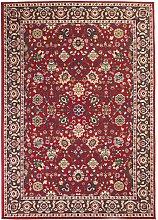 Alfombra oriental de estampado persa 140x200 cm