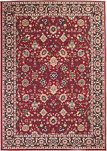 Alfombra oriental de estampado persa 140x200