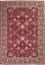Alfombra oriental de estampado persa 80x150