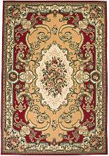 Alfombra oriental estampado persa 160x230
