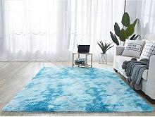 Alfombra para sala de estar, moderna, suave y