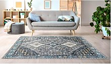 Alfombra vintage oriental CLOSSY - 200 x 290 cm -