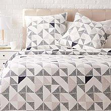 Amazon Basics - Juego de ropa de cama con funda de