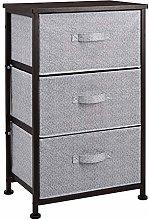Amazon Basics Unidad de almacenamiento, de tela,
