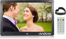 Andoer 13 pulgadas 1080P LED Marco de fotos
