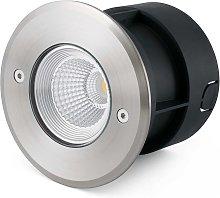 Ángulo proyección 60° - foco LED empotrado