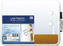 Anker papelería magnético Tablero Blanco,